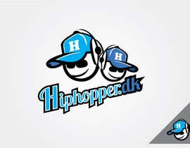 nº 62 pour Design a Logo for hiphopper par netspidy