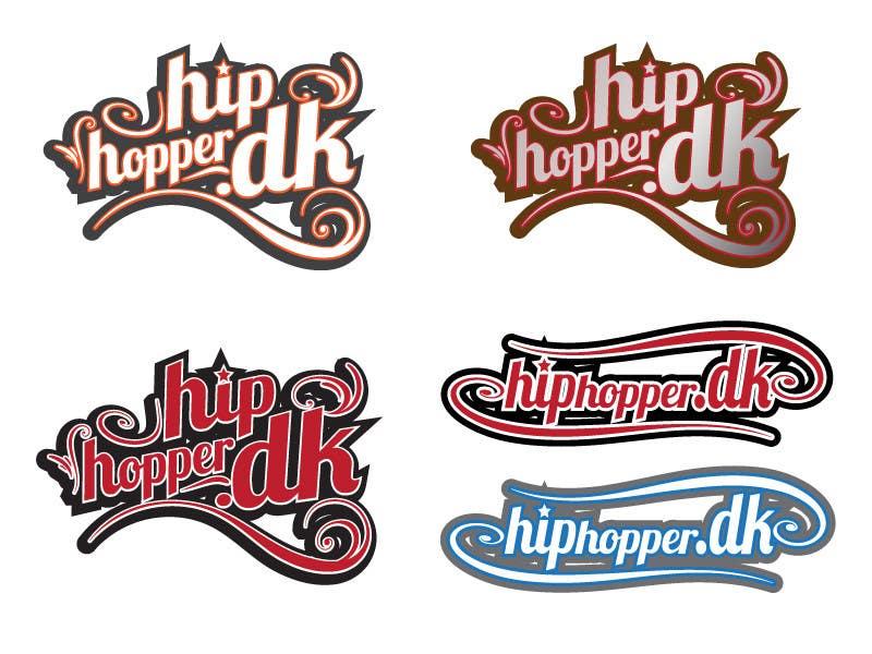 Bài tham dự cuộc thi #35 cho Design a Logo for hiphopper