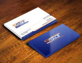 #2 cho Design some Business Cards for 5 Star Logistics Network bởi gohardecent