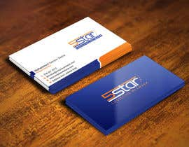 #3 cho Design some Business Cards for 5 Star Logistics Network bởi gohardecent