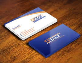 #11 cho Design some Business Cards for 5 Star Logistics Network bởi gohardecent