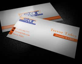 #29 for Design some Business Cards for 5 Star Logistics Network by regionmym