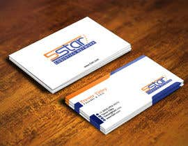 #26 cho Design some Business Cards for 5 Star Logistics Network bởi IllusionG