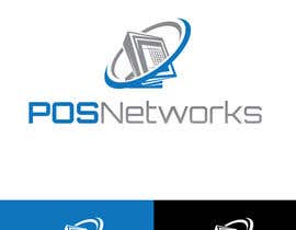 #7 for Design a Logo for Posnetworks.com - A Point of Sale support company af manuel0827