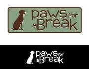 Paws for a break için Graphic Design17 No.lu Yarışma Girdisi