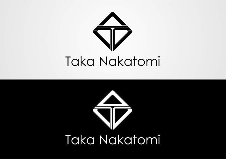Inscrição nº 223 do Concurso para Design a Logo for Taka Nakatomi