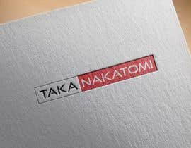 #80 for Design a Logo for Taka Nakatomi by qdoer