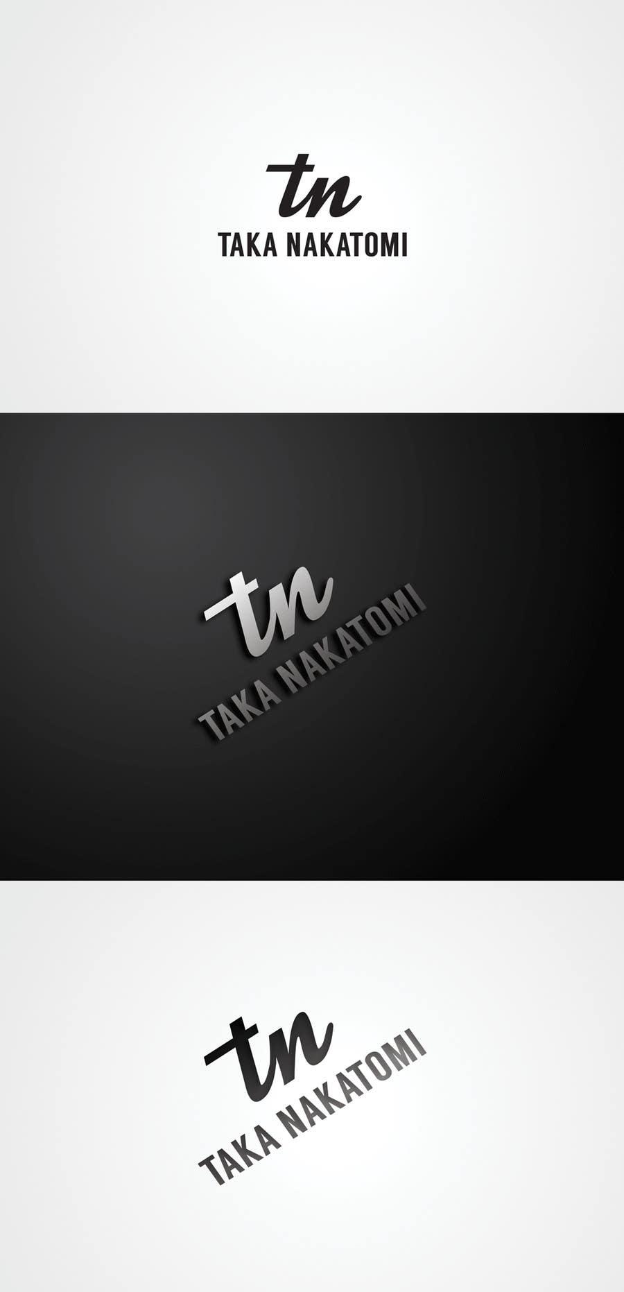 Inscrição nº 191 do Concurso para Design a Logo for Taka Nakatomi