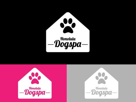 Penyertaan Peraduan #53 untuk Design a Logo for Honolulu Dog Spa