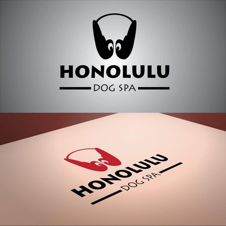 Penyertaan Peraduan #40 untuk Design a Logo for Honolulu Dog Spa