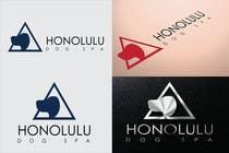 Design a Logo for Honolulu Dog Spa için Graphic Design61 No.lu Yarışma Girdisi