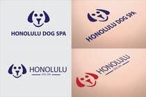 Design a Logo for Honolulu Dog Spa için Graphic Design62 No.lu Yarışma Girdisi
