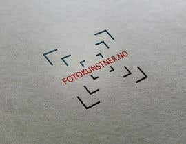 #77 for Design logo for Fotokunstner.no by gkhaus