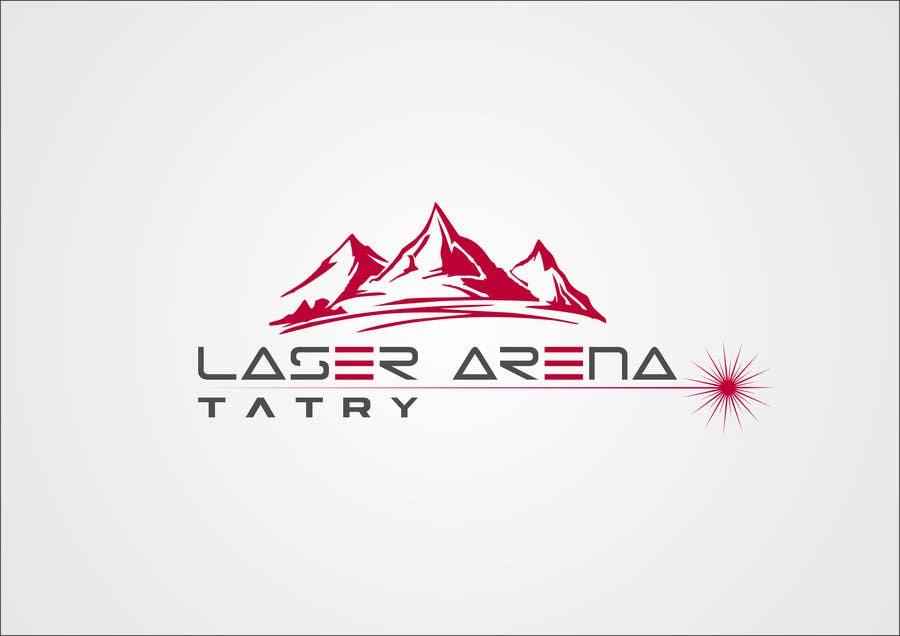 Konkurrenceindlæg #21 for Design a Logo for Laser Aréna Tatry