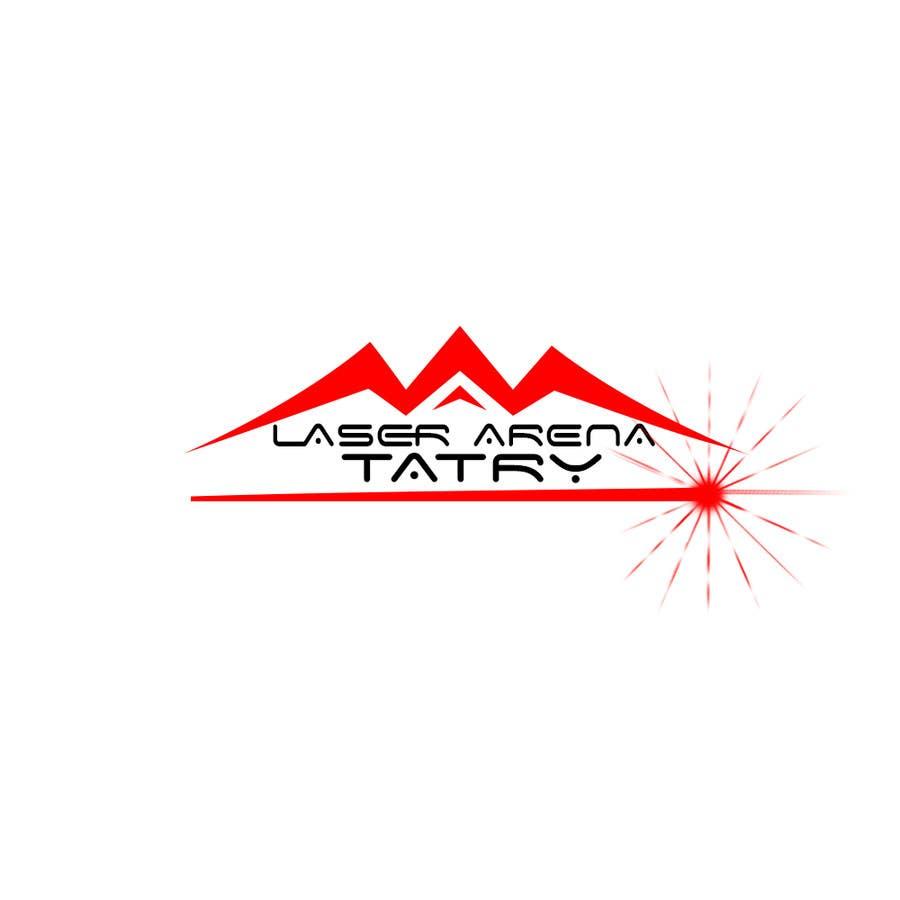 Konkurrenceindlæg #                                        19                                      for                                         Design a Logo for Laser Aréna Tatry