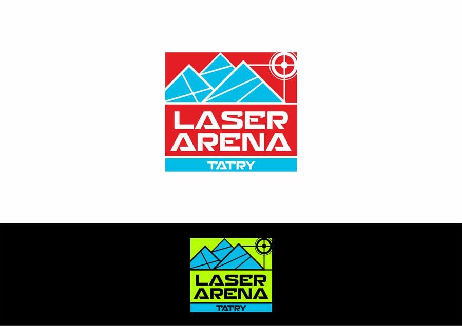 Konkurrenceindlæg #                                        34                                      for                                         Design a Logo for Laser Aréna Tatry