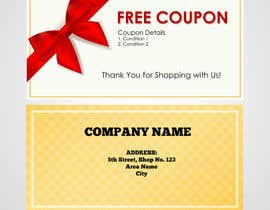 #4 cho Design a coupon for discount voucher bởi sheikhsanath12