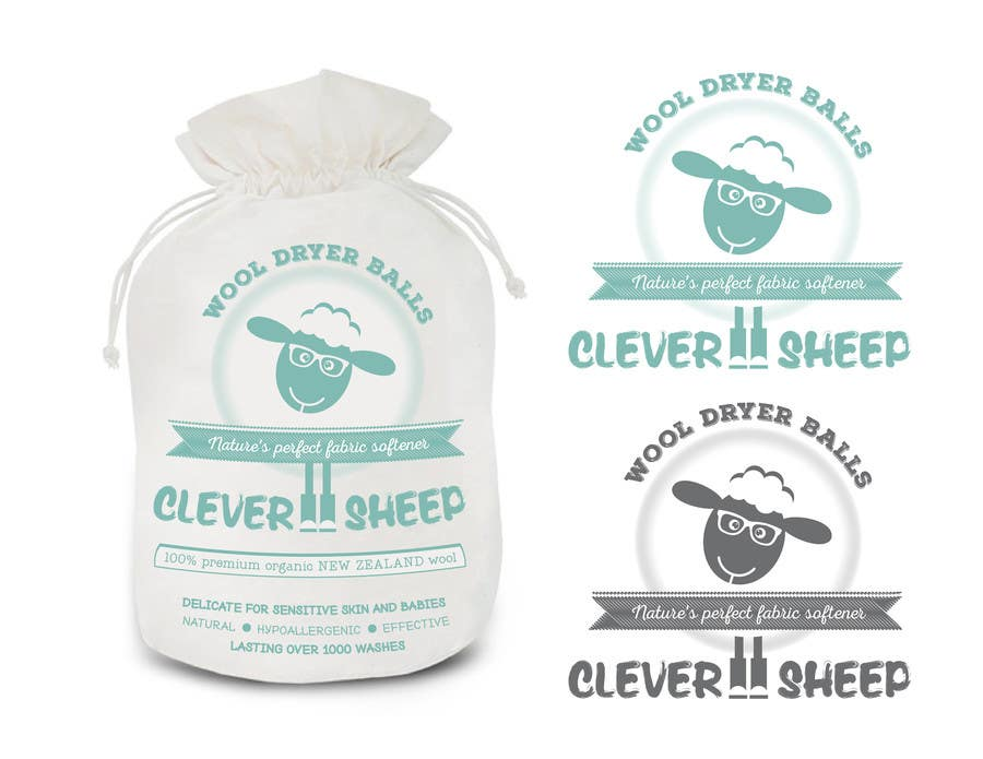 Contest Entry #511 for Design a Logo for Clever Sheep