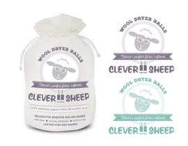 #532 for Design a Logo for Clever Sheep by TianuAlexandra