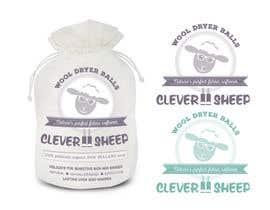 Nro 532 kilpailuun Design a Logo for Clever Sheep käyttäjältä TianuAlexandra
