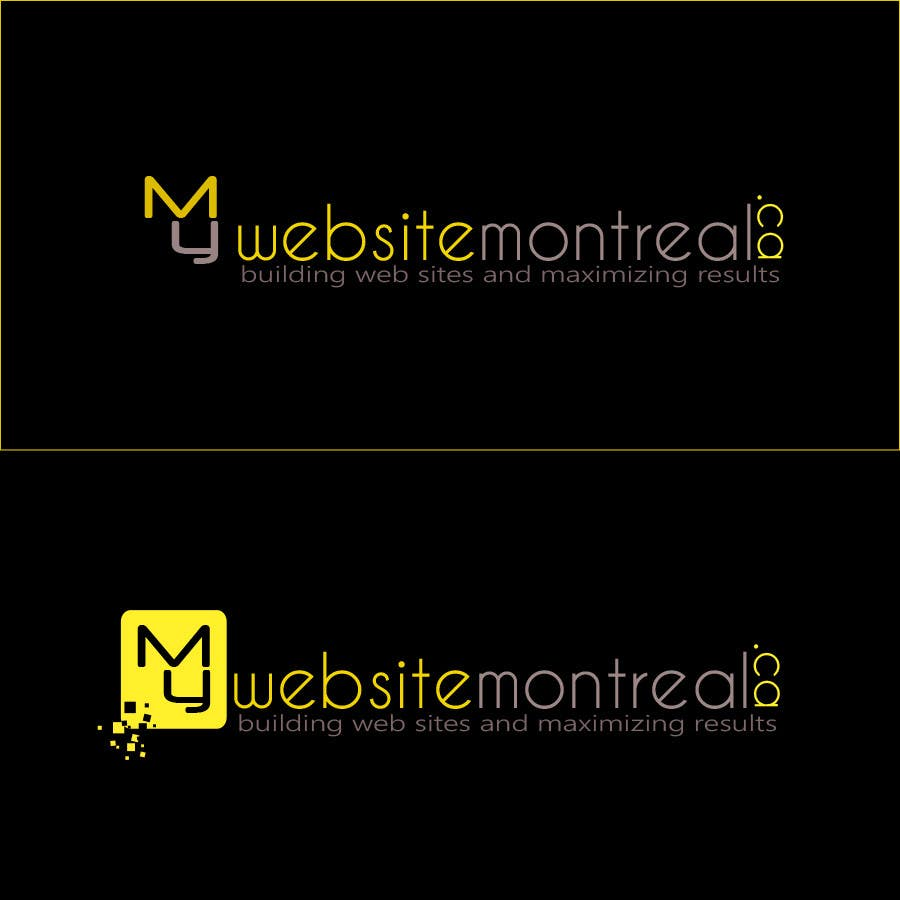 #67 for Design a Logo for My Website Montreal by Aliloalg