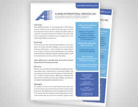 #9 for Design some Stationery for Albion Group of Company af abhikreationz