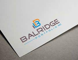 #134 for Design a Logo for Balridge af mafta305
