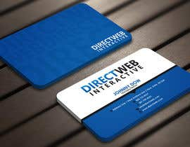 #42 untuk Design Business Card For Marketing Agency oleh Derard