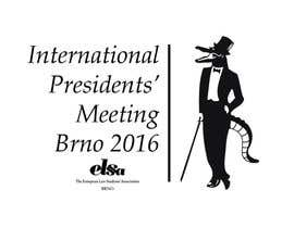 #22 untuk International Presidents' Meeting Brno oleh milospupik