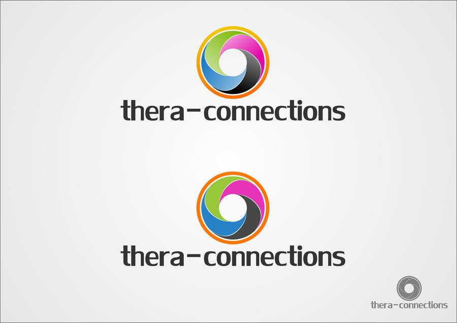 Konkurrenceindlæg #                                        37                                      for                                         Design a Logo for thera-connections.com