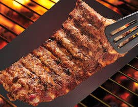 #25 for EASY JOB! Photoshop a bbq mat into a bbq grill picture by marija01