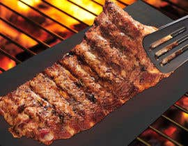 #20 for EASY JOB! Photoshop a bbq mat into a bbq grill picture by spyguy