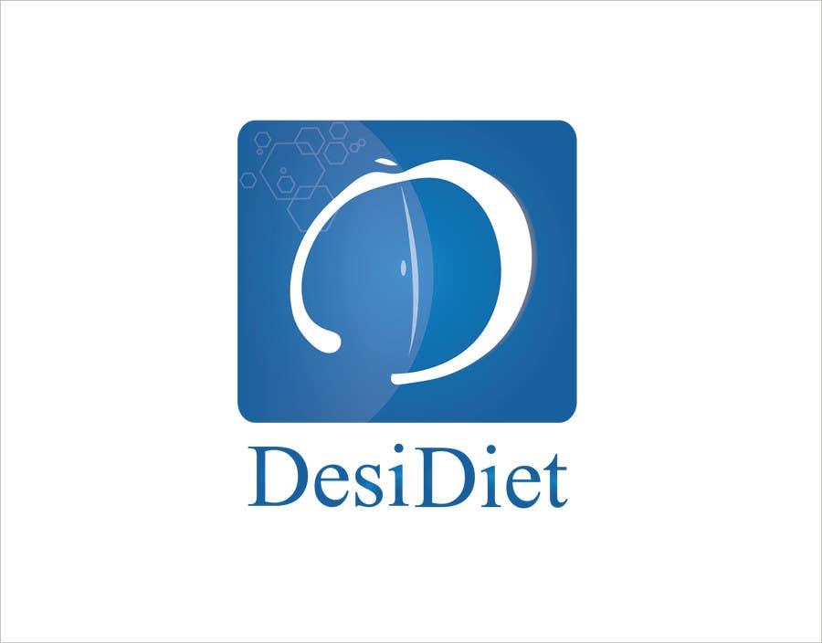 Proposition n°                                        73                                      du concours                                         Design an App Mockup for DesiDiet