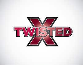 nº 18 pour Design a Logo for XTwisted par AntonVoleanin