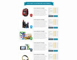 #15 for BEST HOMEPAGE DESIGNER - 15th Project by bellalbellal25