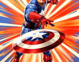 #41 untuk Illustrate Something for Company Team - Super Heroes oleh lenssens