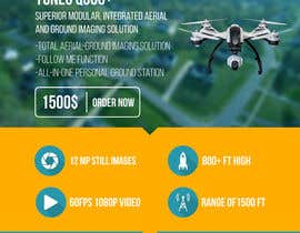 nº 16 pour Design an Advertisement for Drone Work par program23
