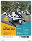 Graphic Design Contest Entry #20 for Design an Advertisement for Drone Work