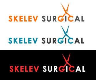 Nro 12 kilpailuun Design a Logo for 'Skelev Surgical' käyttäjältä darkavdarka