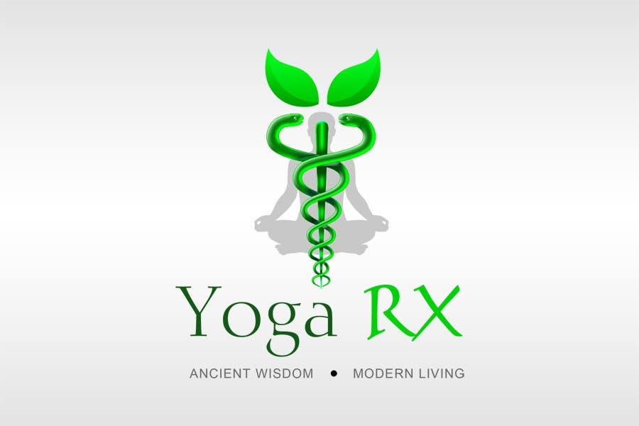 Contest Entry #                                        143                                      for                                         Logo Design for Yoga Rx