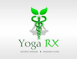 #143 para Logo Design for Yoga Rx por kishoregfx