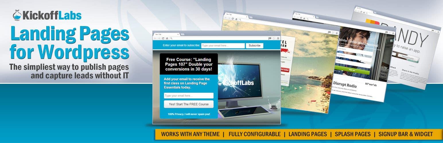 Inscrição nº                                         4                                      do Concurso para                                         Design a Banner for Our Wordpress Plugin
