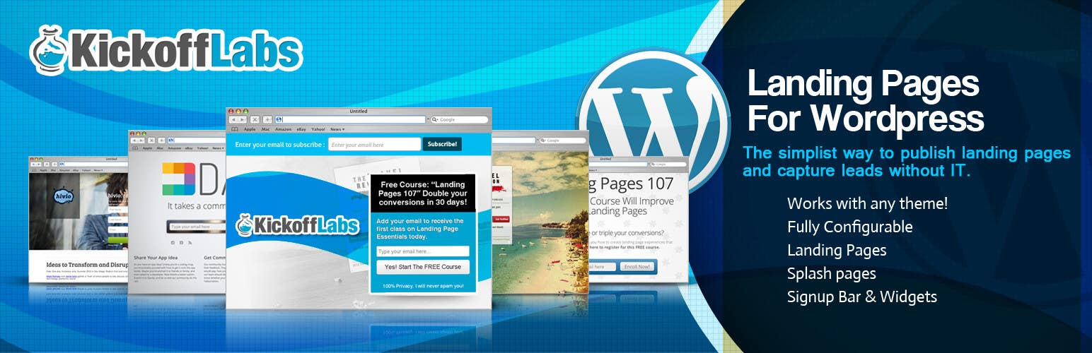 Inscrição nº                                         21                                      do Concurso para                                         Design a Banner for Our Wordpress Plugin