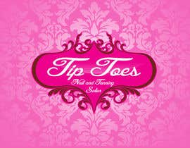 #134 for Design a Logo for Tip Toes by celmaicosmin