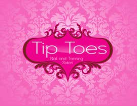 #135 for Design a Logo for Tip Toes by celmaicosmin