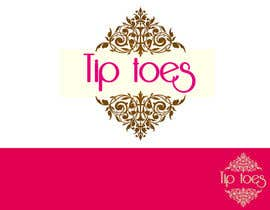 #78 for Design a Logo for Tip Toes by shilpajon