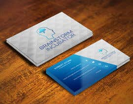 #47 para Design some Business Cards for BrainStorm Incubator por jaiko