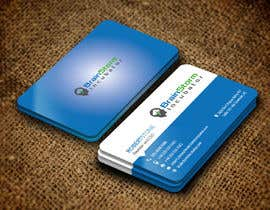 #77 para Design some Business Cards for BrainStorm Incubator por logosuit