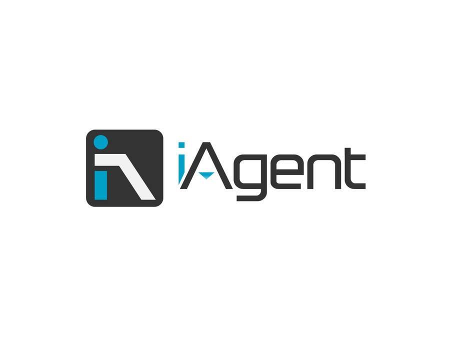Penyertaan Peraduan #102 untuk Logo is IAgent