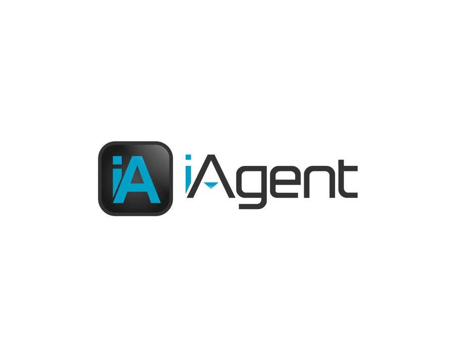 Penyertaan Peraduan #103 untuk Logo is IAgent